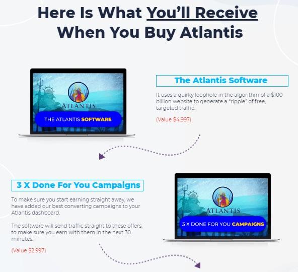 Atlantis App Review