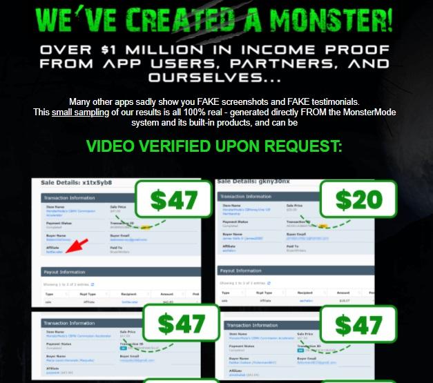 MonsterMode 2.0 Review