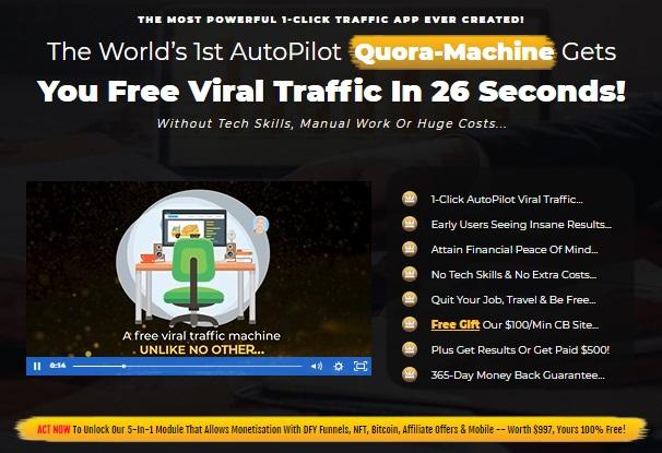 Charm Traffic App