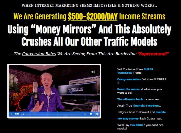 Selfie Cash System Review
