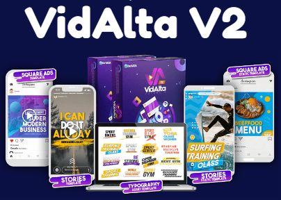 VidAlta V2 Anugerah Syaifullah P Review